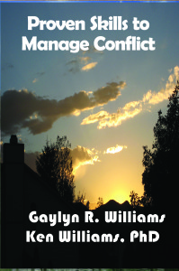 image of book cover for De-Stress Your Life by Gaylyn R. Williams
