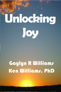 image of book cover for Unlocking Joy by Gaylyn R. Williams