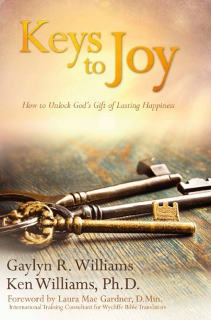 image of book cover Keys to Joy by Gaylyn R. Williams
